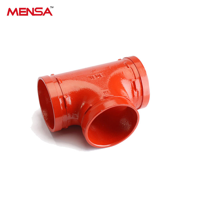 Male/Female Advanced Fire Fighting Pipe Fittings, Pipe Connection Projects