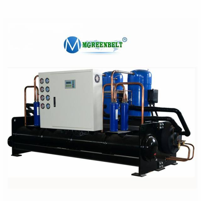 CE Standard Water Chiller untuk Hidroponik <span class=keywords><strong>Co2</strong></span> Kaca Chiller
