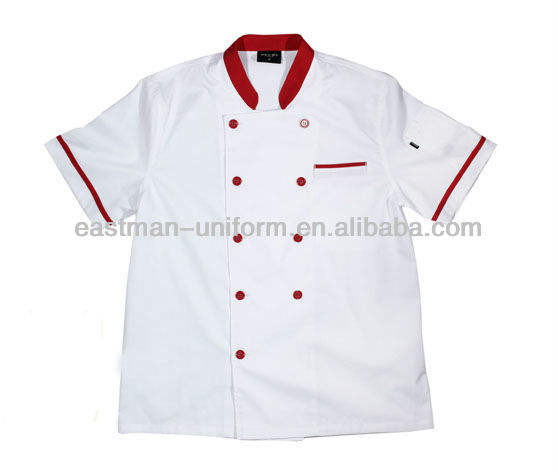 Uniformen voor hotels chef/chef uniformen en restaurant uniformen/<span class=keywords><strong>mode</strong></span> industriële restaurant chef kok dragen uniformen fabricage