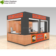 Coffee shop display&coffee shop&coffee stall design