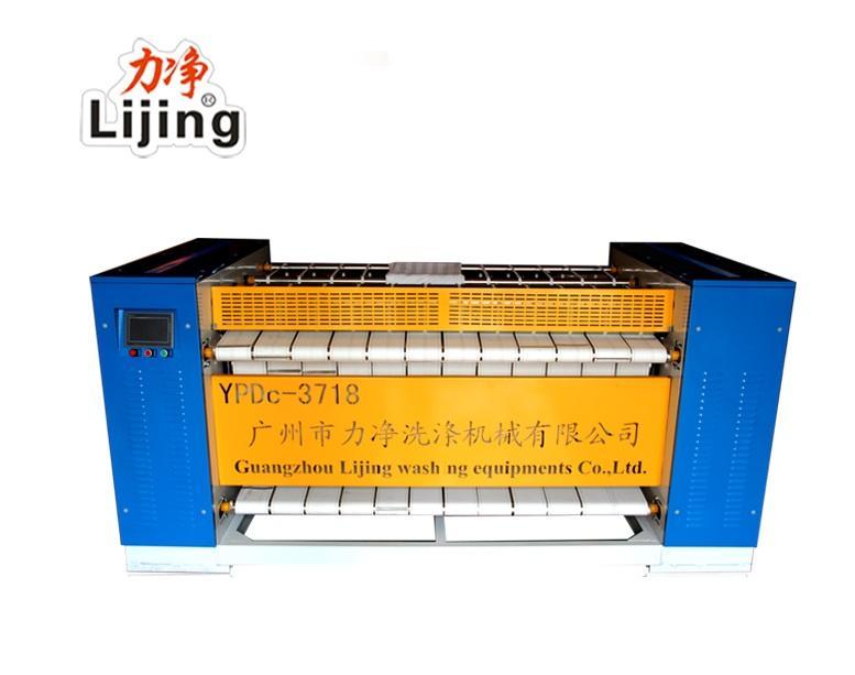 Nuevo auto-Investigación hoja de plancha máquina de alta eficiencia micro agujero hierro plano lavandería