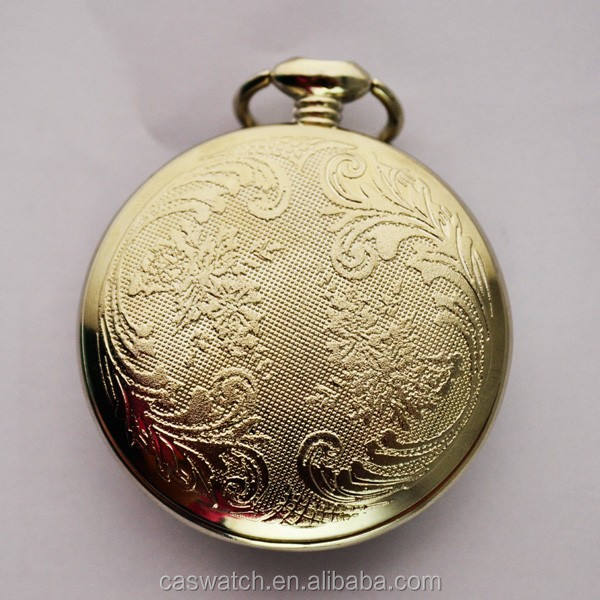 Good quality Wholesale Japan movt quartz pocket watch memorial gift watch