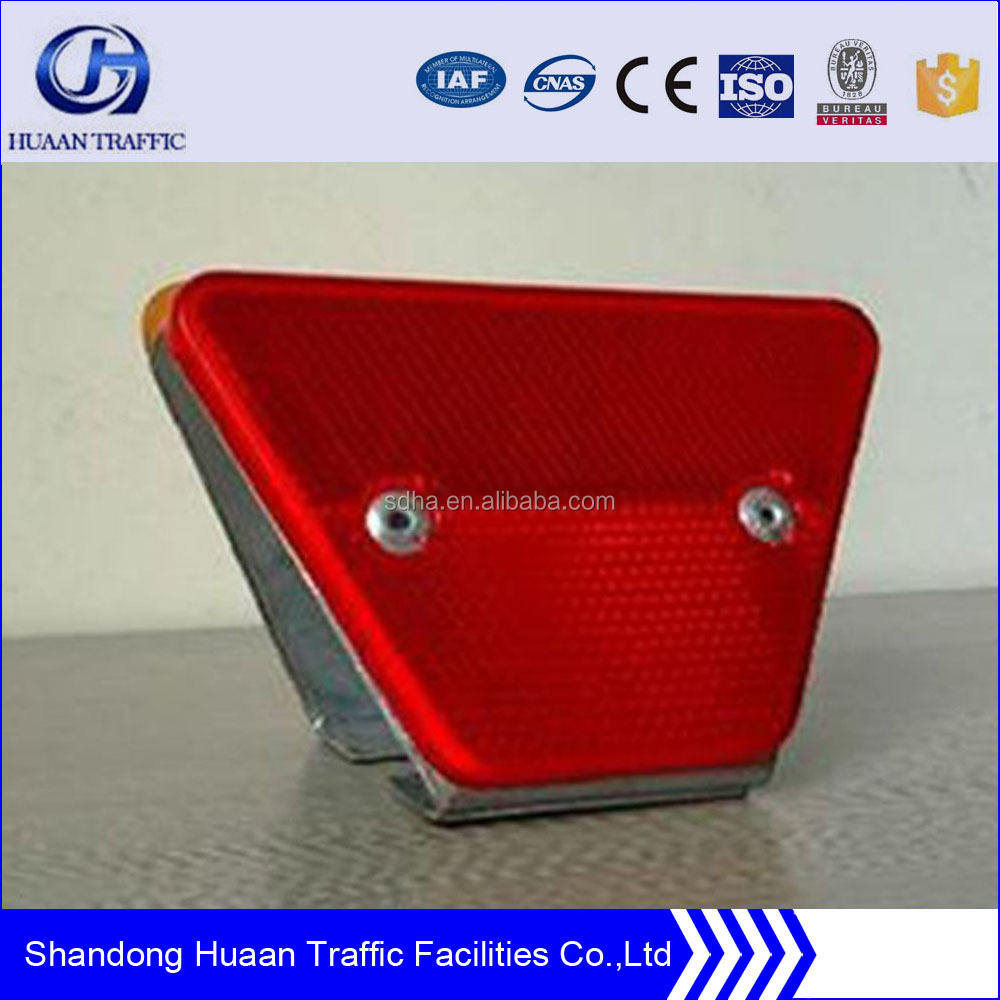 Highway Barrier Highway Crash Barrier Guardrail Accessory Reflector