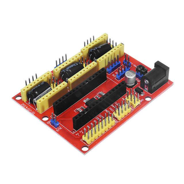 Encuentre El Mejor Fabricante De Arduino Cnc Shield Y Arduino Cnc Shield Para El Mercado De Hablantes De Spanish En Alibaba Com