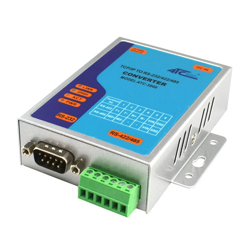 Tcp/ip ethernet a rs232 converter(ATC- 3000)