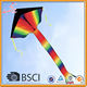 Kite Easy Flying Large Rainbow Delta Kite