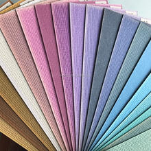 S&Q Wholesale Color Card Stock Paper 12x12 scrapbook Paper
