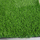 Artificial synthetic grass garden landscape