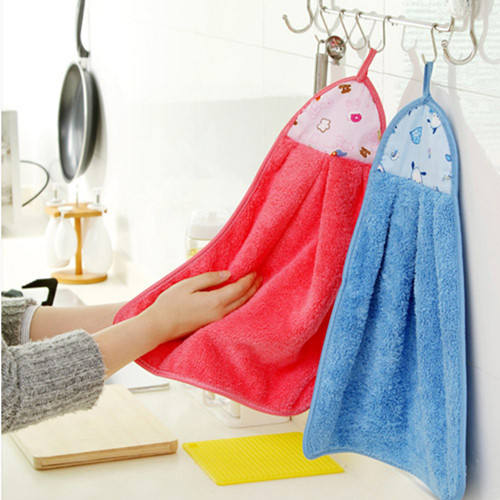 Hot Sales Durable Excellent Water Absorbability Coralline Towels