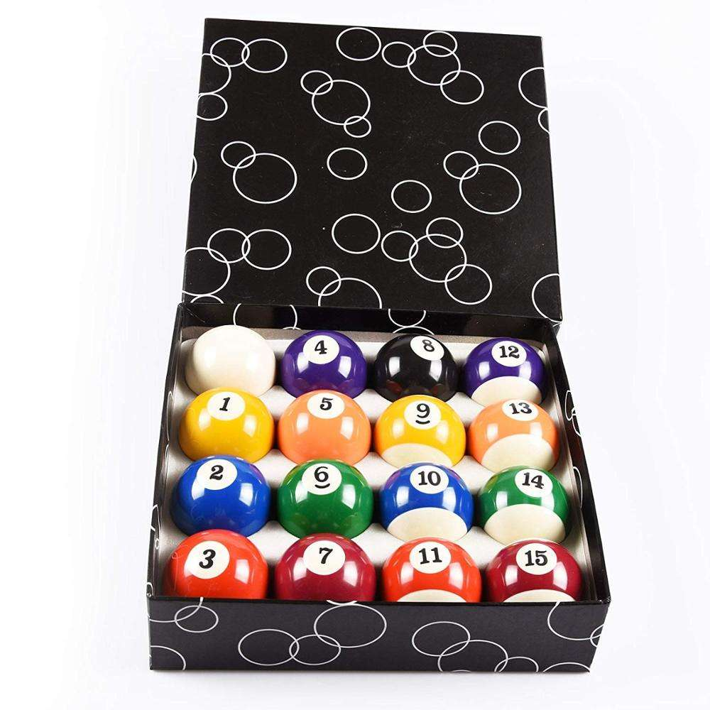 Professionelle 2 1//4 Zoll Übungs Queue Ball Pool Standard Übungs Bälle