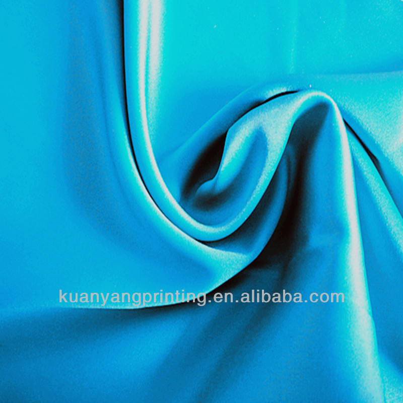 semidull jersey lining fabric knit garments sublimation