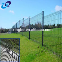 Top quality cheap welded wire mesh and galvanized fence for factory