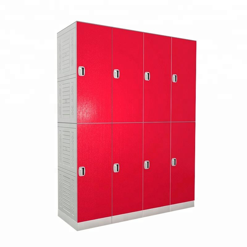 Factory Cheap Eco-Friendly ABS Plastic Beach Locker