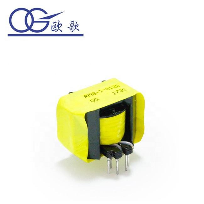 RM8 vertical transformer frequency ,high frequency transformer smps