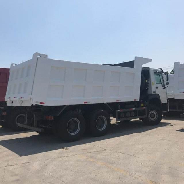 European Technology Howo 6X4 Dump Truck With Low Price