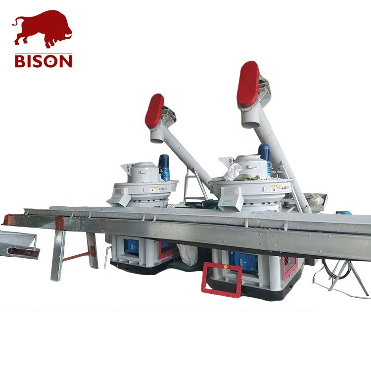 Best sale biomass rice husk coconut fiber EFB wood pellet mill