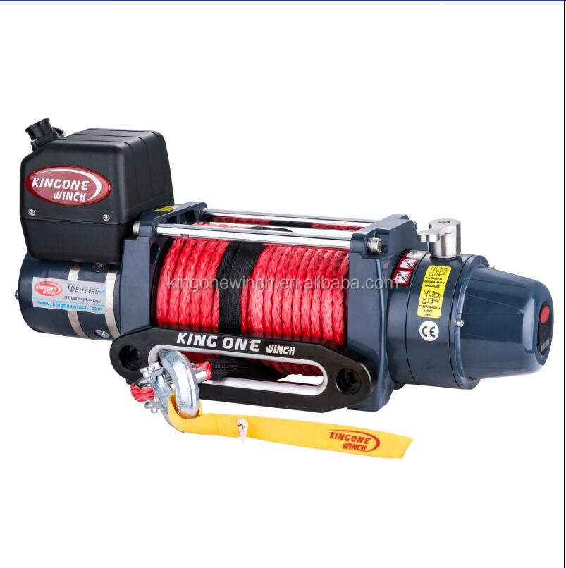 electric recovery TDS-12.0CHSR high speed winch