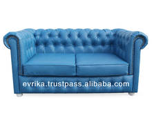 Two-seater sofa Chesterfield