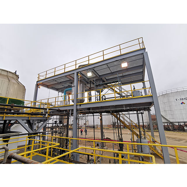 High quality crude glycerine refining methanol distillation biodiesel equipment