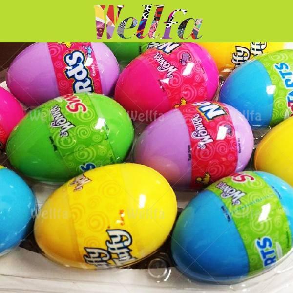 Promotionnel en plastique Cap Pcakging Shrink Wrap pour Easter Egg