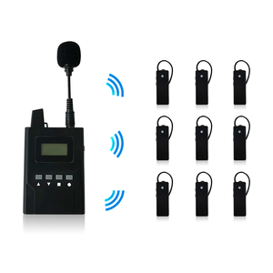 High Quality Wireless Tour Guide Audio System