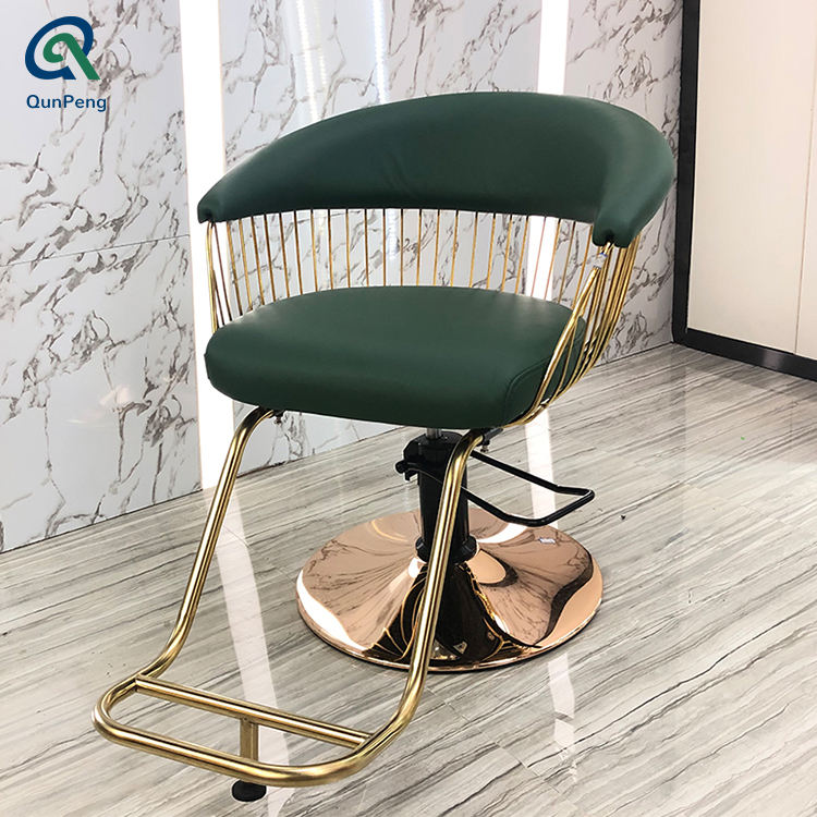 Luxury simple barber chair styling chair/salon furniture beauty salon styling chair