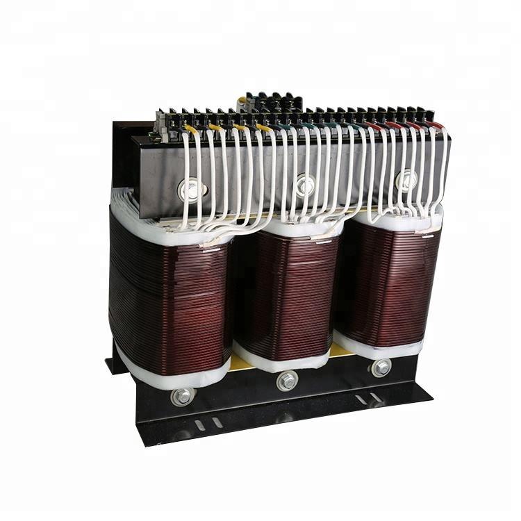 ZGD de alta calidad 30kva fotovoltaicos conectados a la red transformador 380 V a 200 V transformador reductor