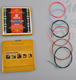 SC323 Colorful Nylon core 6 strings Classical Guitar Strings