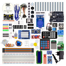 Koungshun Newly Most Complete Uno R3 Starter Kit, Eletronic kits for Students