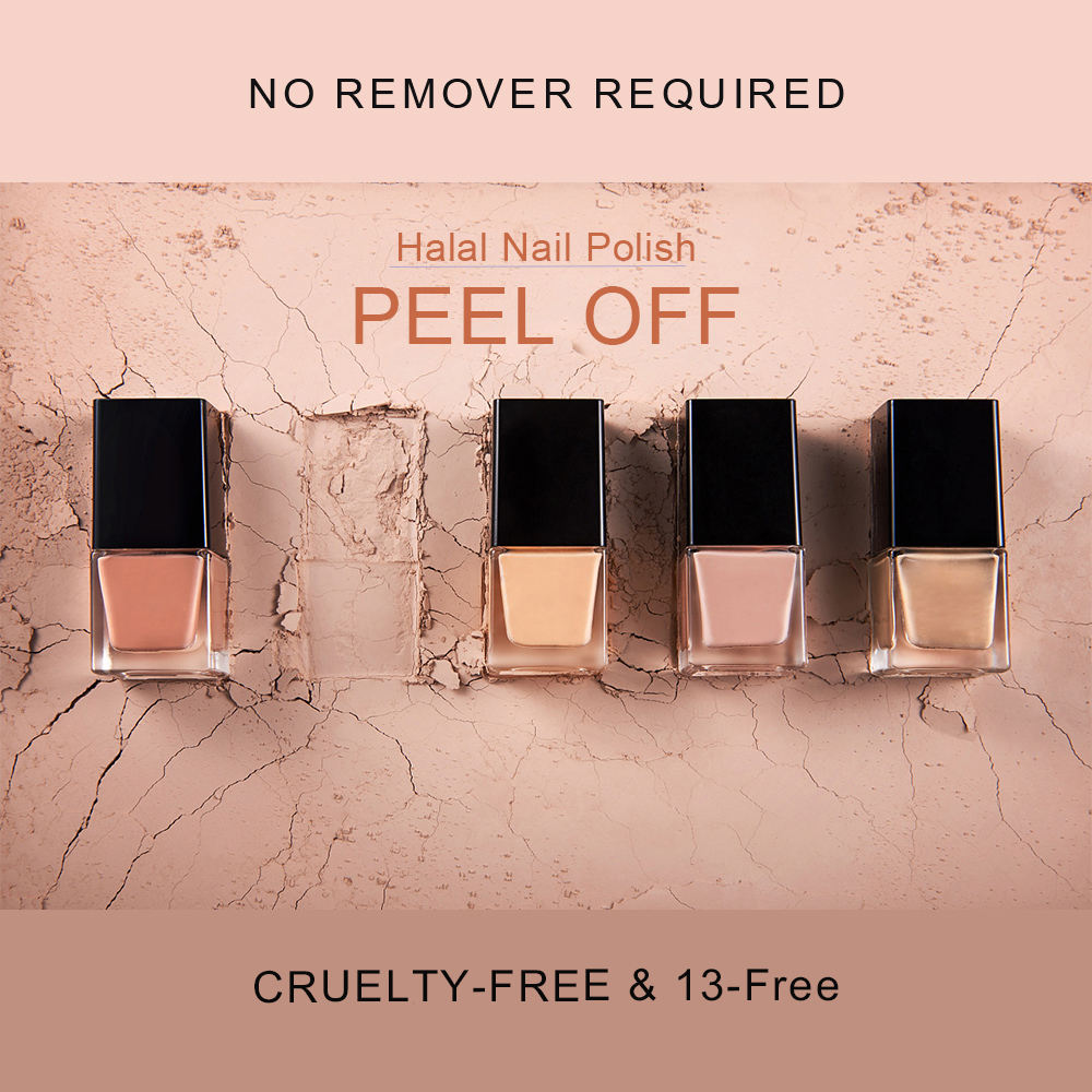 Tenteu Air dry nail polish water based private label halal nail polish moisture gel polish