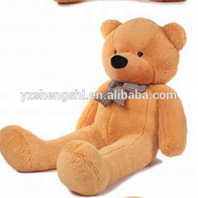 Free Sample FAMA Audit Factory cheap cute Wholesale promotional custom soft animal plush giant teady bear baby toys