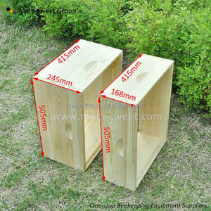 Beehive langstroth 2 3 layers bee hives for sale