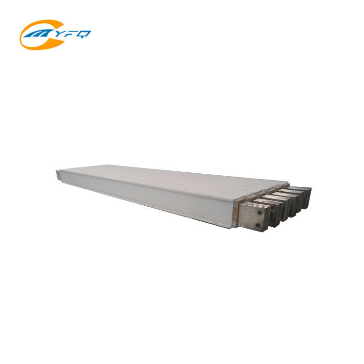 Electrical connectors busbar flexible copper clad aluminum busbar