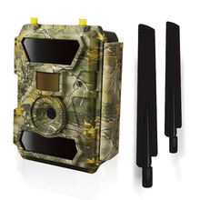 Willfine 4.0CG MMS GSM 4G LTE cellular hunting camera 16MP spy wireless trail camera