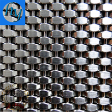 Laminated Wire Glasses Mesh / Decorative Building Material