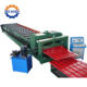 automatic Glazed tiles steel roll forming machine/glazing roofing sheest processing line