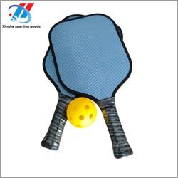 new style Customization Sports pickleball paddle custom pp  carbon fiber pickleball racket paddle