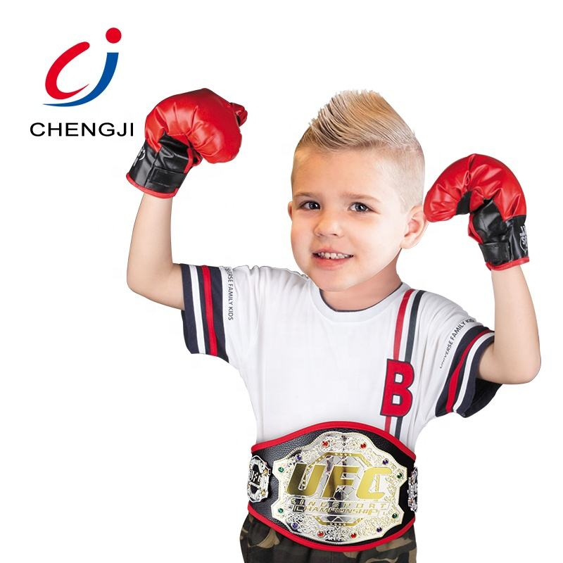 High quality cheap children colorful sporting training kids boxing gloves