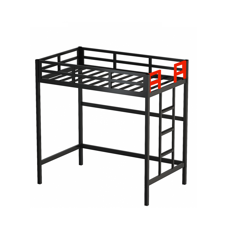 Fashion design loft style bunk bed 2019 kening new design wholesale steed furniture