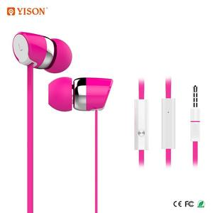Cheap Handfree Soyle Earphone 3.5mm Connectors Mini Earphone Hot Sale Now