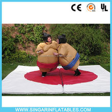 Kids/adults Inflatable sumo wrestling suits for sale