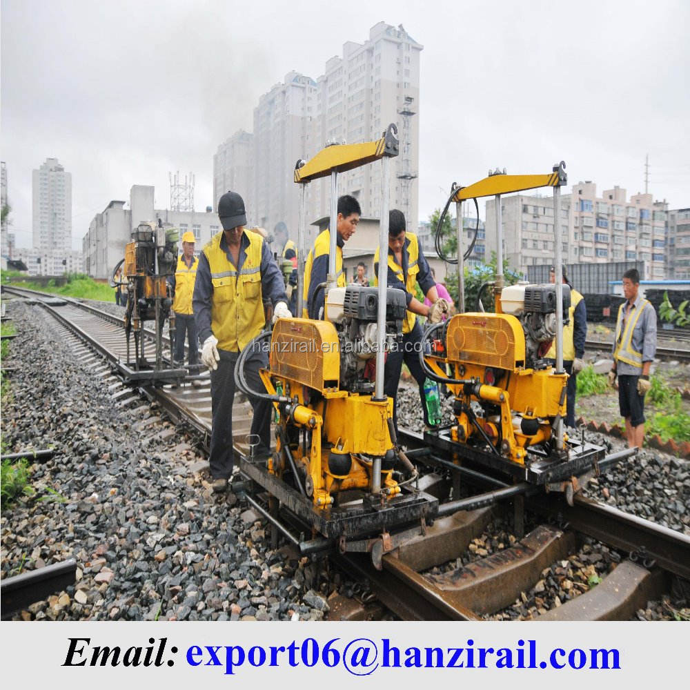 Railway Rail Maintenance Tools