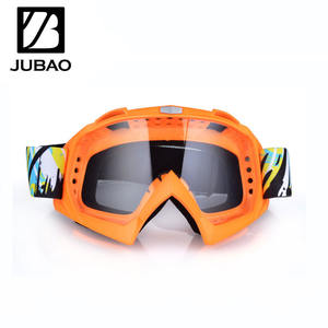 Top Selling Anti Slip Silicon Strap Gafas Motorfiets Motocross Goggles