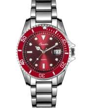 Custom Logo High-end Men Watch Case Diver Watch with 10-50 ATM Waterproof