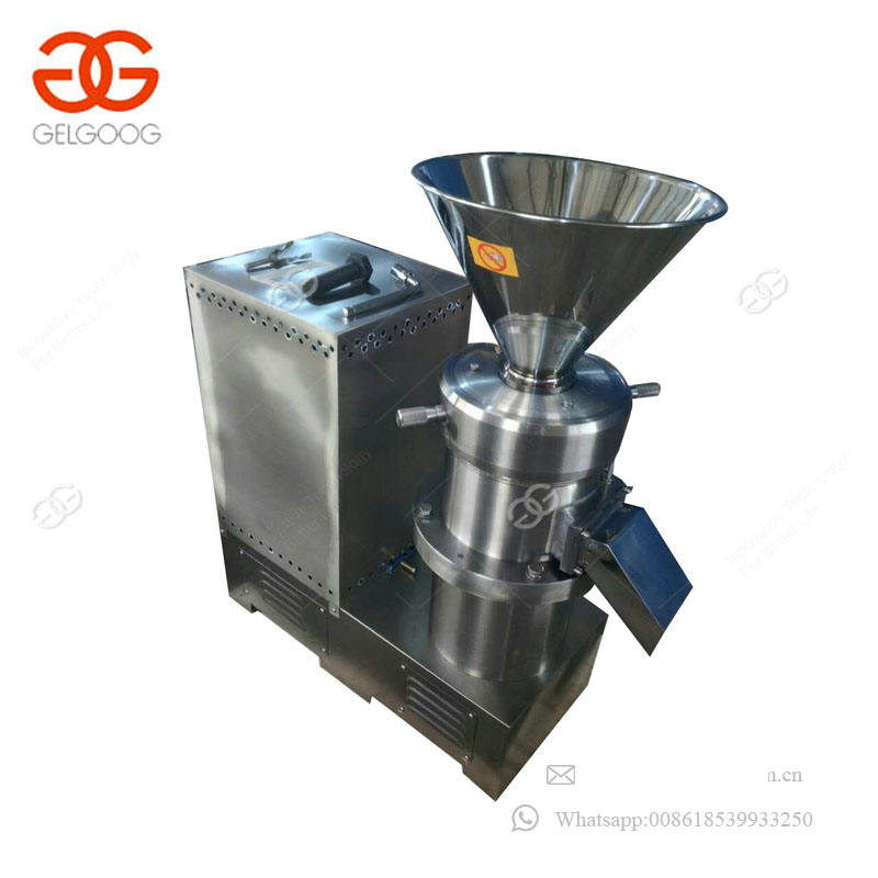 Peanut Butter/Almond Milling/Grinding Colloid Mill Machine