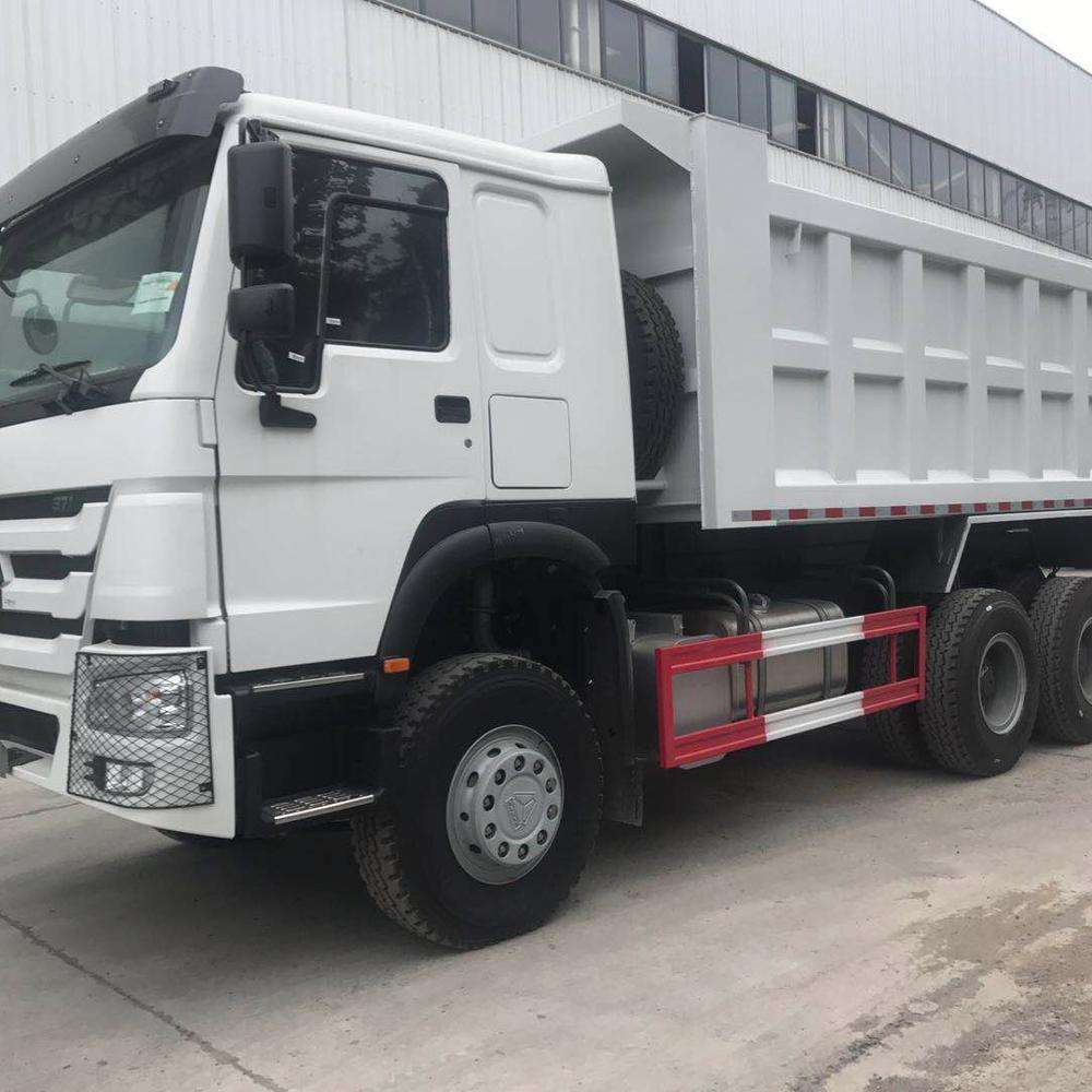 Brand New HOWO 8x4 ZZ3317N3567W Tipper lorry price