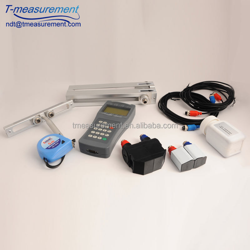 TDS100h liquid kent ultrasonic flow meter with L2 clamp on sensor