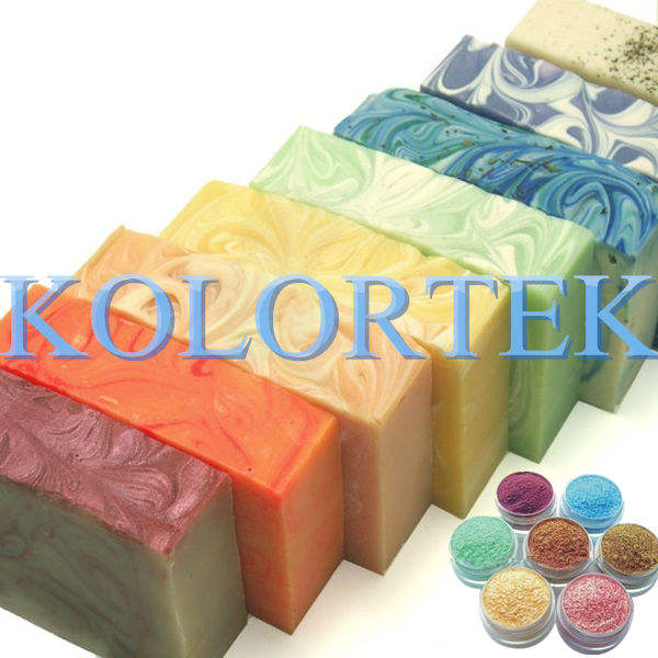 Mineral Soap Colors, Natural Soap Pigments, Soap Colored Mica Powder Manufacturer