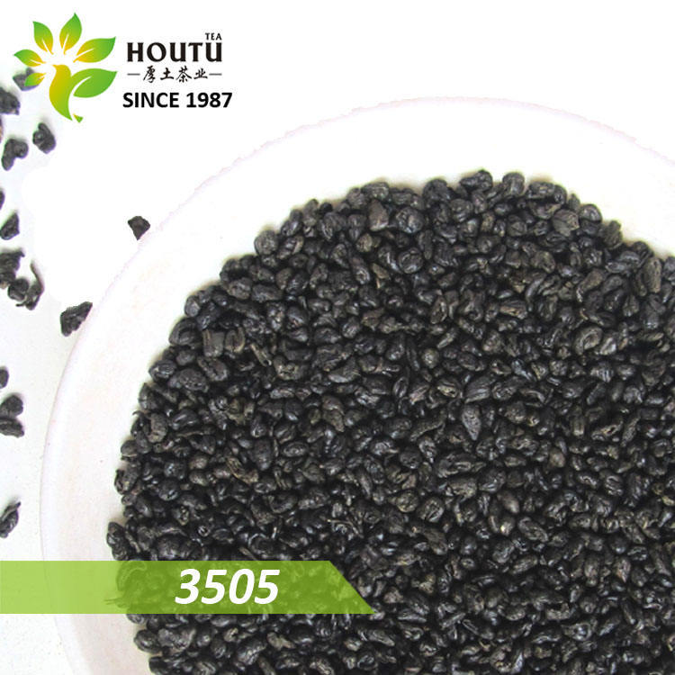Chinese green tea best selling special gunpowder 3505AA