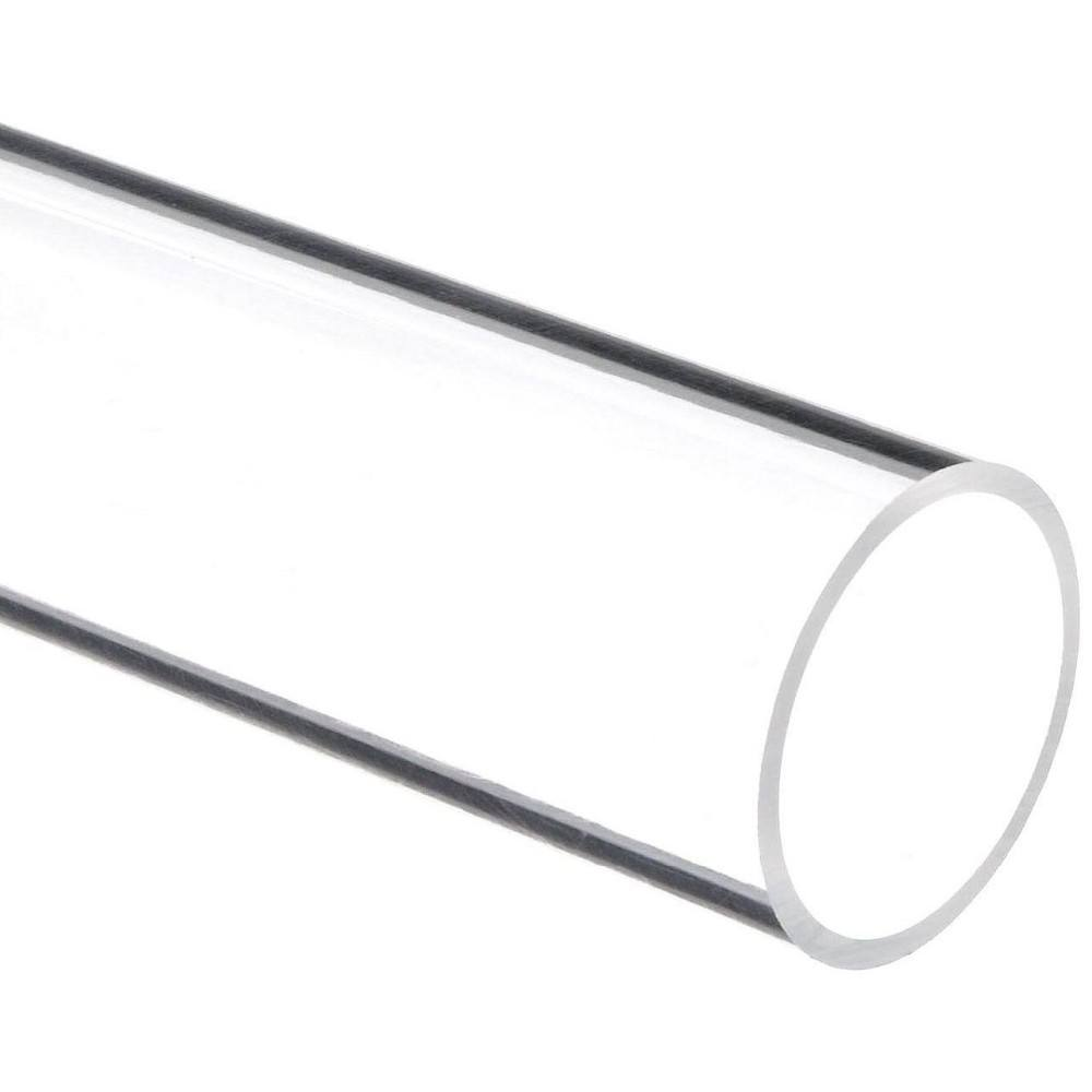 Acrylic Extruded Tube Round Clear Plastic Pipe Made In China